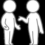 雑談が苦手なら奥様同士の会話を参考にすべし!雑談に意味など無い!